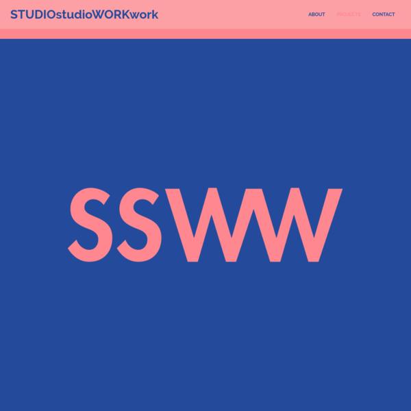 STUDIOstudioWORKwork