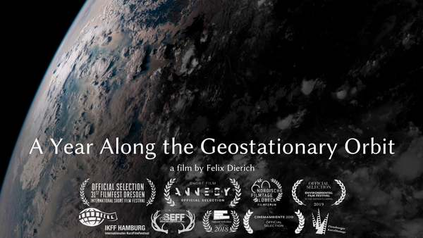 A Year Along the Geostationary Orbit
