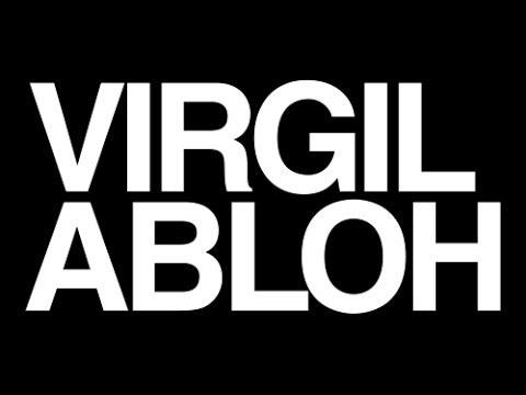 "Virgil Abloh ""Theoretically Speaking"" | Rhode Island School of Design | May 2, 2017"
