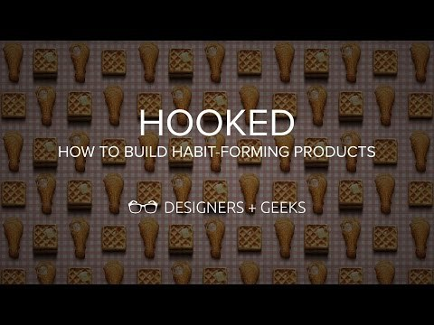 Behavior by Design: Creating Addictive, Engaging Products (Nir Eyal at Designers + Geeks)