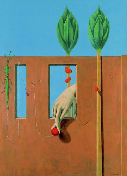 Max Ernst, Au Premier Mot Limpide, 1923