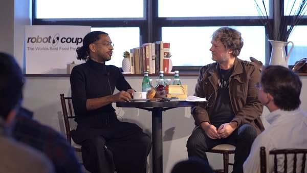 A conversation with David Zilber & Jeff Gordinier