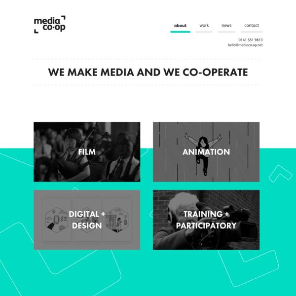 media co-op | award-winning media production for social change