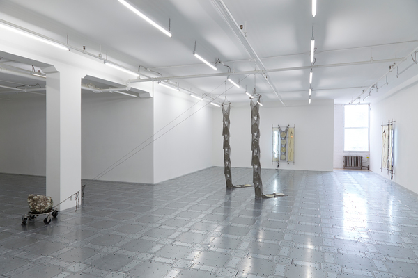 2019.09 Elaine Cameron-Weir: strings that show the wind, strings that show the wind, 2019