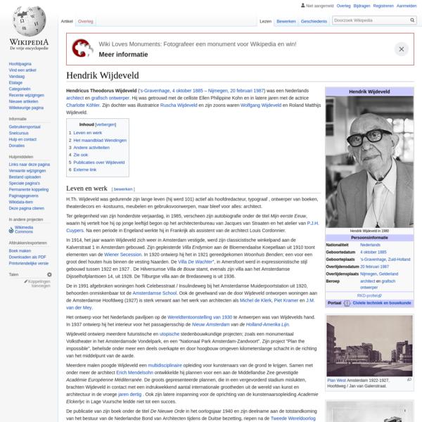 Hendrik Wijdeveld