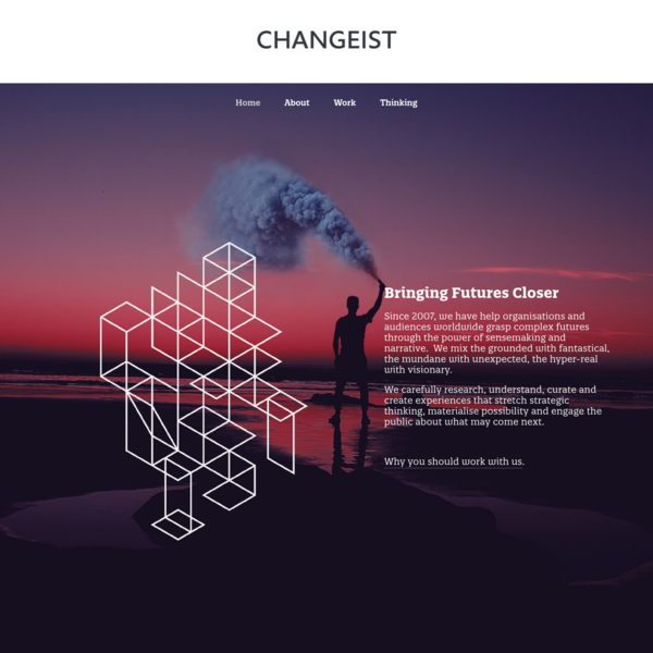 Changeist: Imagining Other Futures