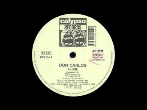 Don Carlos (Alone Paradise) 1991