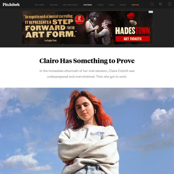 Clairo Has Something to Prove