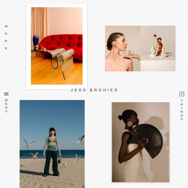 Portfolios - jess brohier