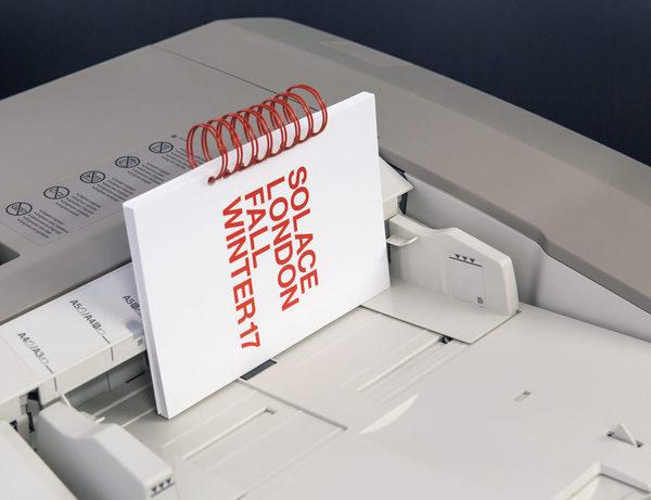 on printer bed