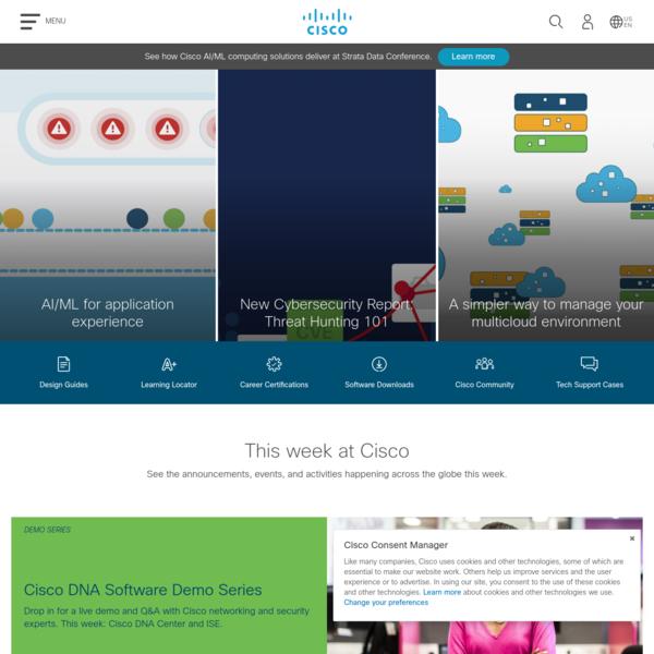 Cisco - Global Home Page