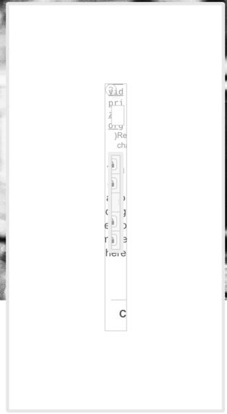 Bookmarklet not happy :(