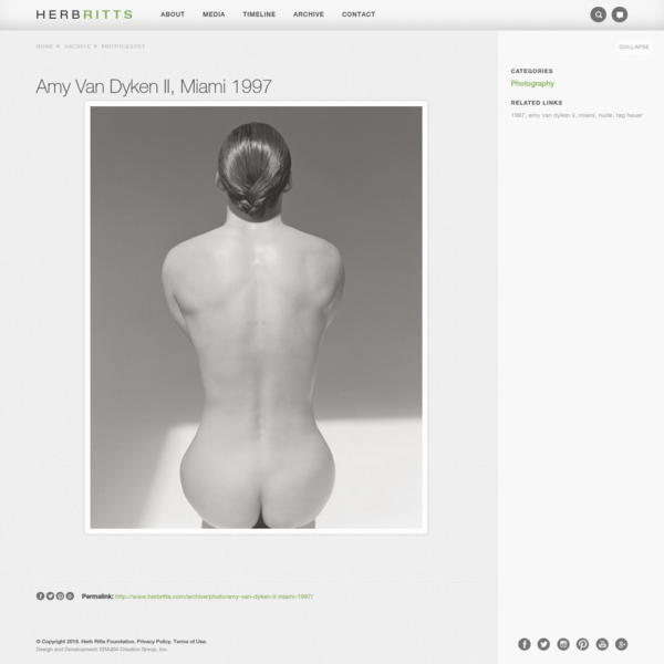 Herb Ritts |