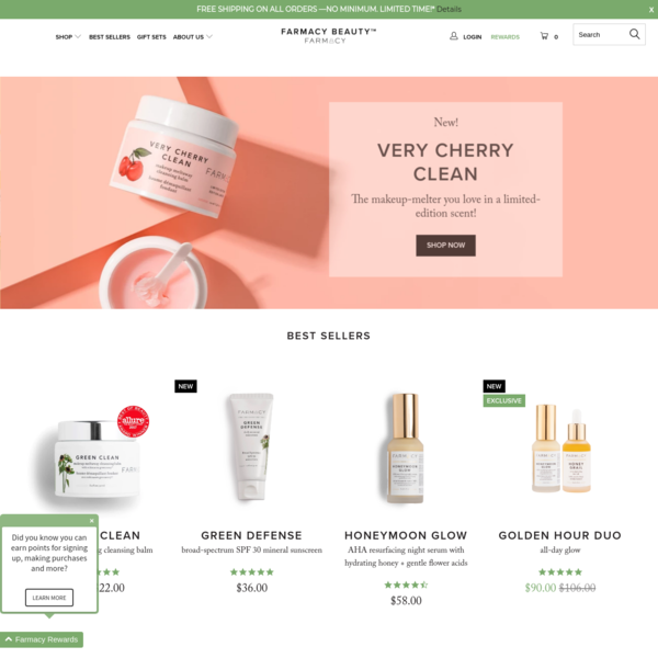 Farmacy Skincare - Natural Skincare for Fresh, Radiant Skin