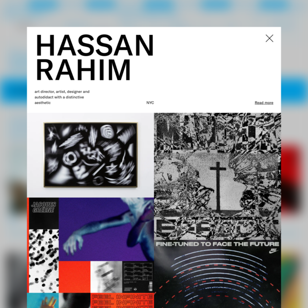 Hassan Rahim | Us by Night