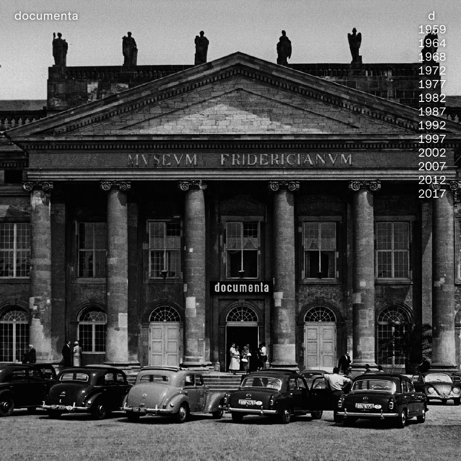 Arnold Bode, Hocker (1955) Foto: Erich Müller © documenta Archiv