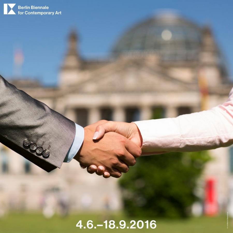 Berlin Biennale for Contemporary Art: 17.6.2016