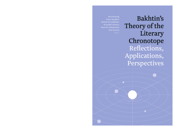 Bakhtin's Theory of the Chronotope