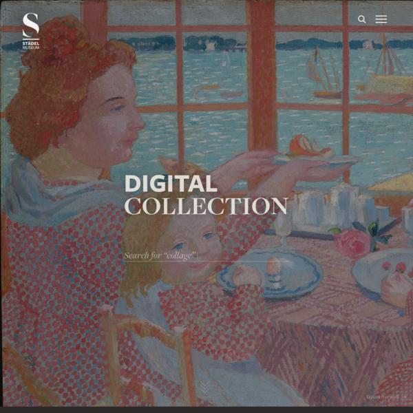 Digital Collection - Städel Museum