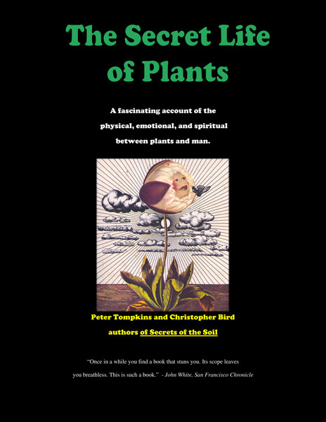 The Secret Life of Plants (Full text)