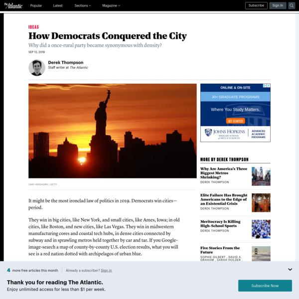How Democrats Conquered the City