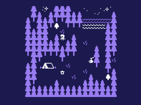 In the Middle of the Night (Bitsy)