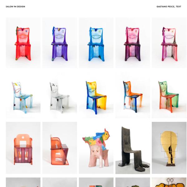 Salon 94 Design