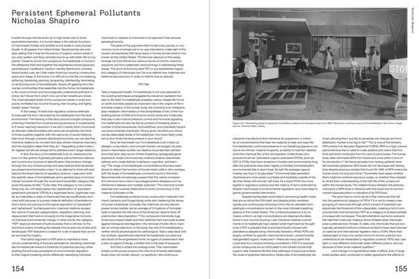 Persistent Ephemeral Pollutants - Nicholas Shapiro