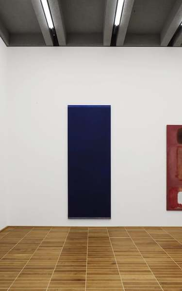 Barnett Newman's Day before One (1951)