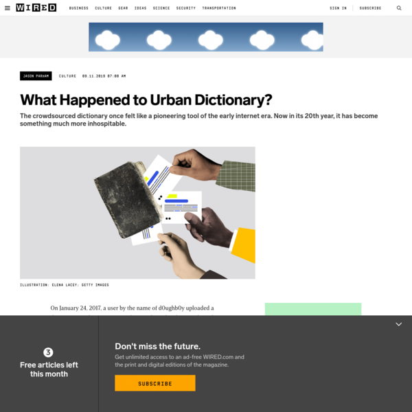 What Happened to Urban Dictionary? - WIRED