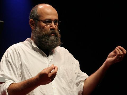 Yochai Benkler: The new open-source economics | TED Talk