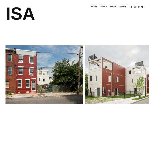 SHERIDAN STREET - ISA