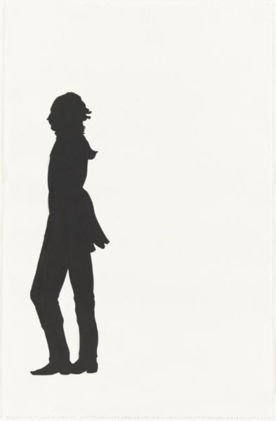 Kara Walker, Untitled, 1995