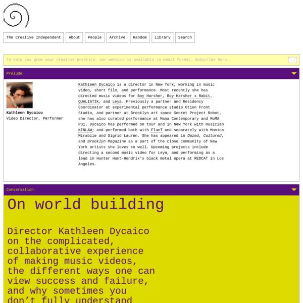 On world building
