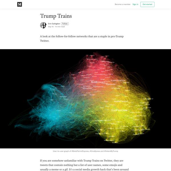 Trump Trains