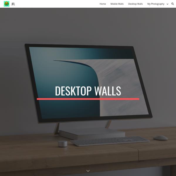 JFL - Desktop Walls