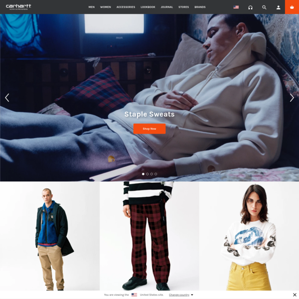 Carhartt WIP Official Store