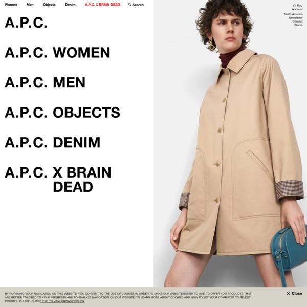 A.P.C. Official Store