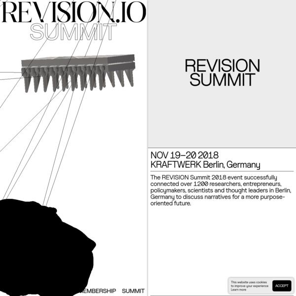 REVISION.IO | Summit