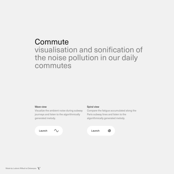 Commute / Metronome