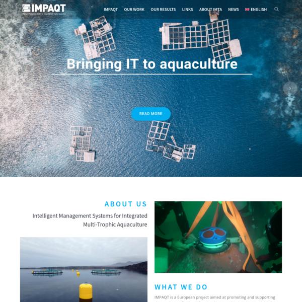 IMPAQT - Intelligent Management Systems for Integrated Multi-Trophic Aquaculture