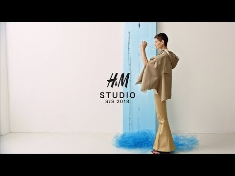 H&M Studio Spring / Summer Season 2018: See-now, buy-now show 28 February