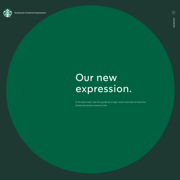 Starbucks Creative Expression