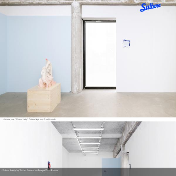 Galerie Sultana - Hinkum Looby