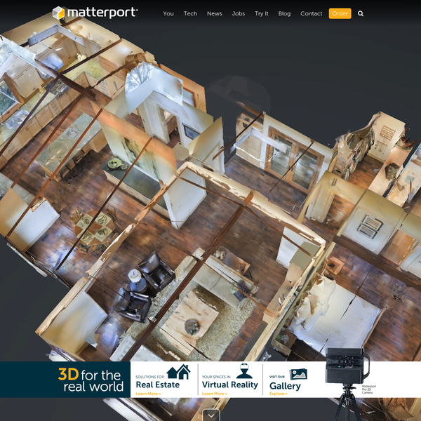 Don't own a Matterport Pro Camera yet? Buy one today to start creating VR content. Matterport is currently beta testing a new service that lets you view your Matterport Showcases on virtual reality headsets. The goal is to turn the interior view of Showcase into an immersive virtual reality experience.