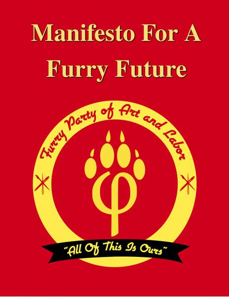 hemmsfox - Manifesto for a furry future