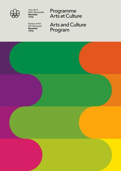 Montreal 1976 Olympics Arts and Culture Program