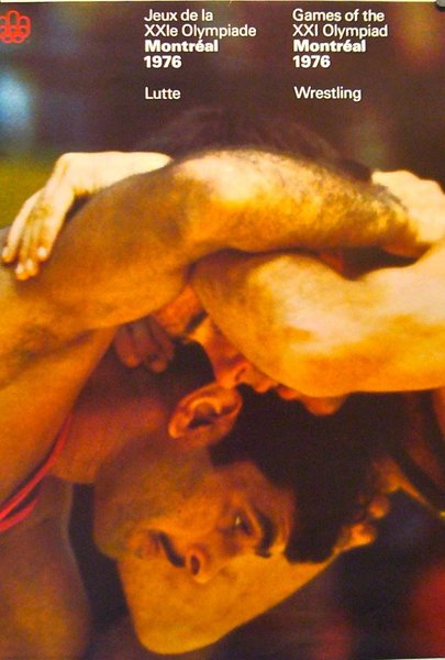 1976 Montreal Olympic Games - Wrestling