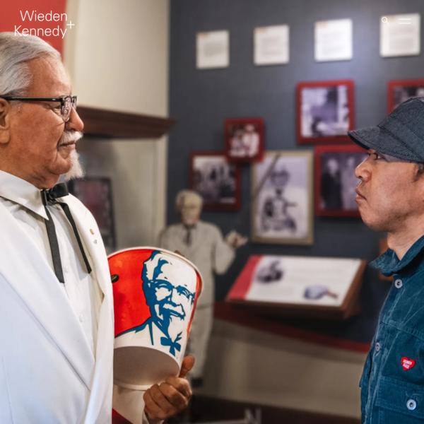 KFC: Human Made x Hypebeast Collaboration   Wieden+Kennedy