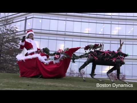 Happy Holidays from Boston Dynamics